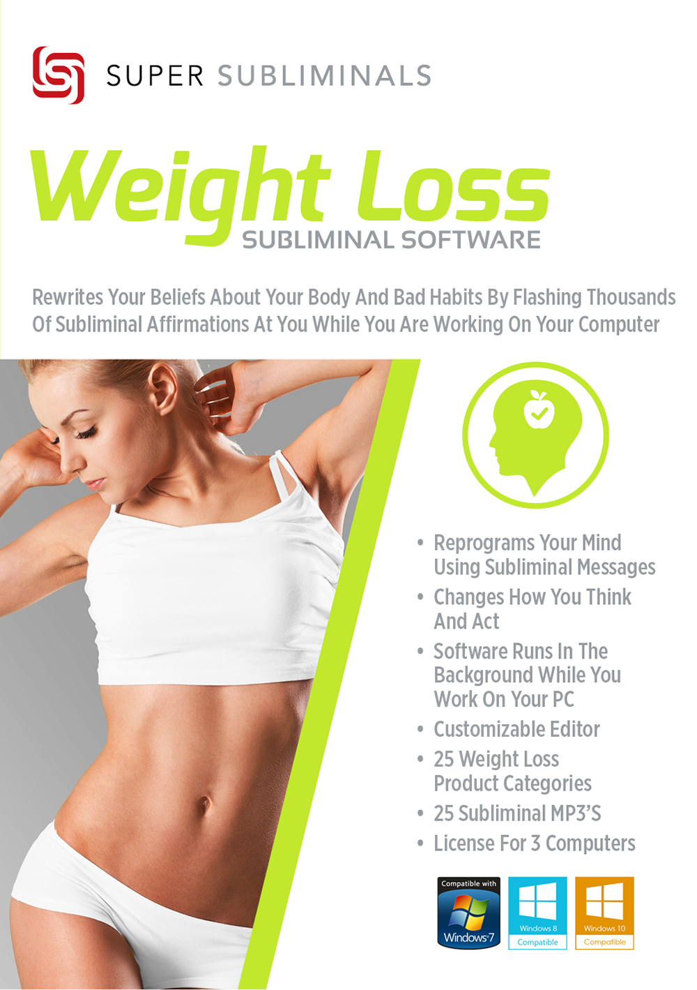 weight loss photo software
